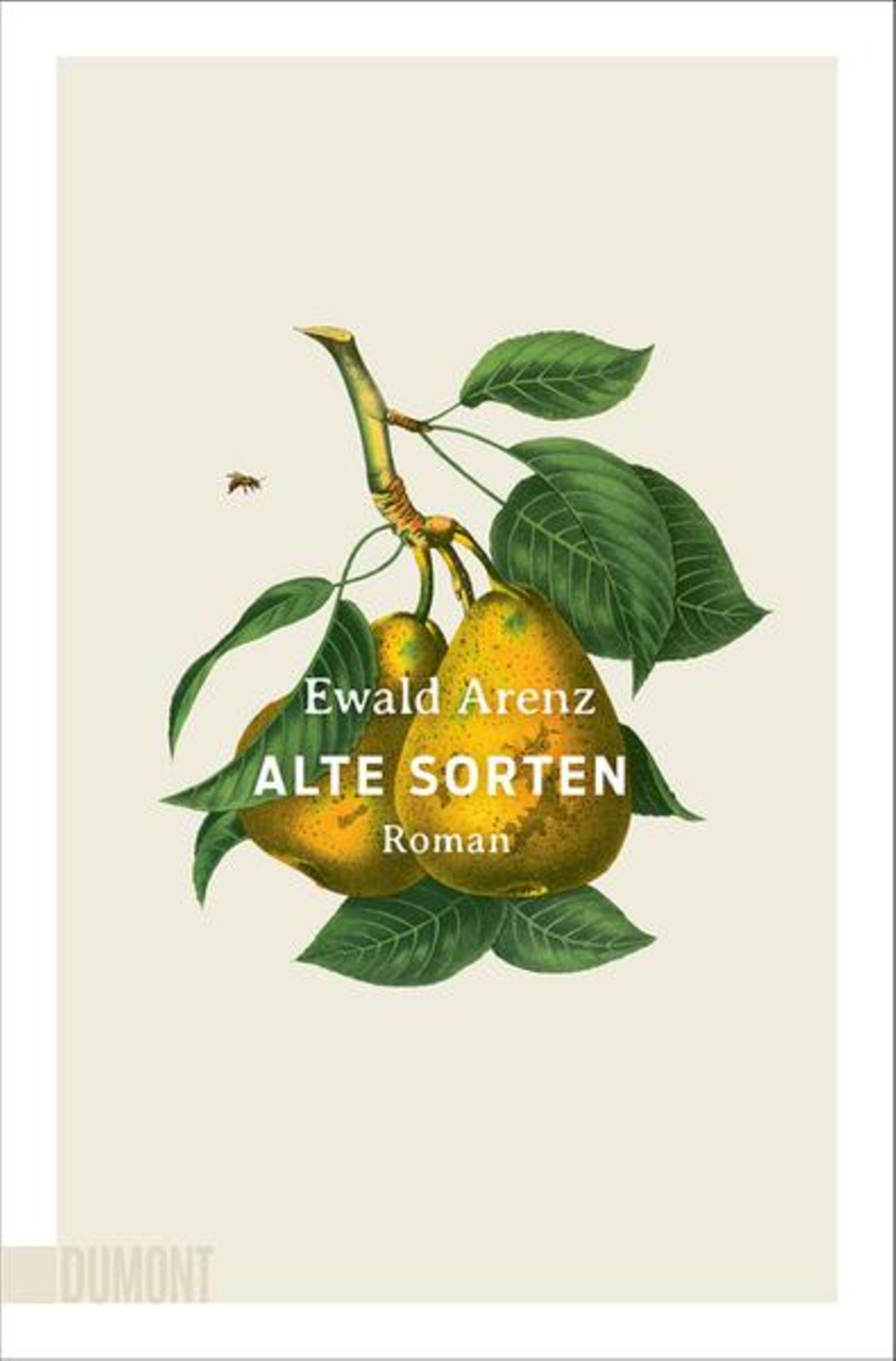 """Urlaubslektüre: """"Alte Sorten"""" von Ewald Arenz"""