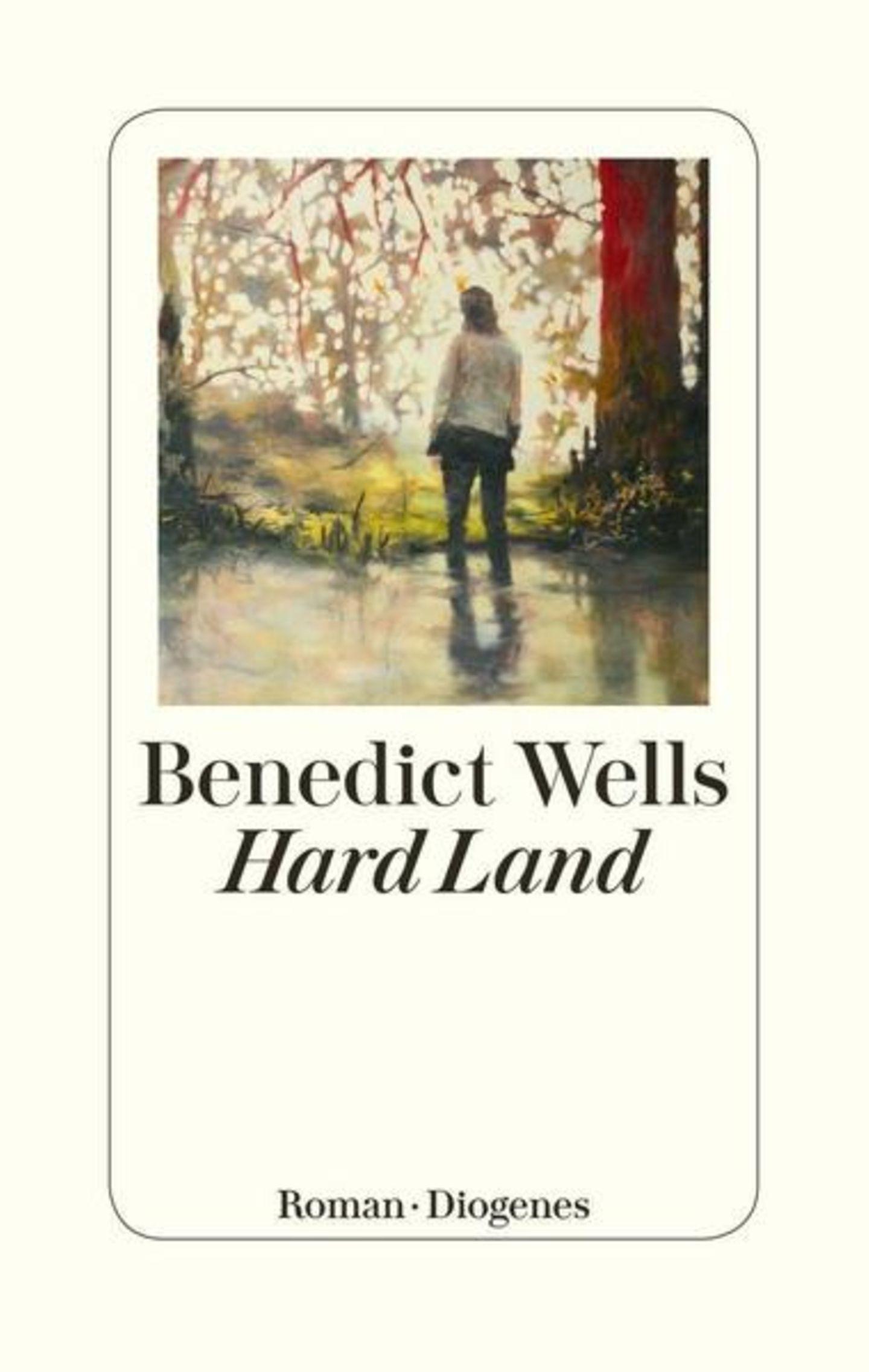 """Urlaubslektüre: """"Hard Land"""" von Benedict Wells"""