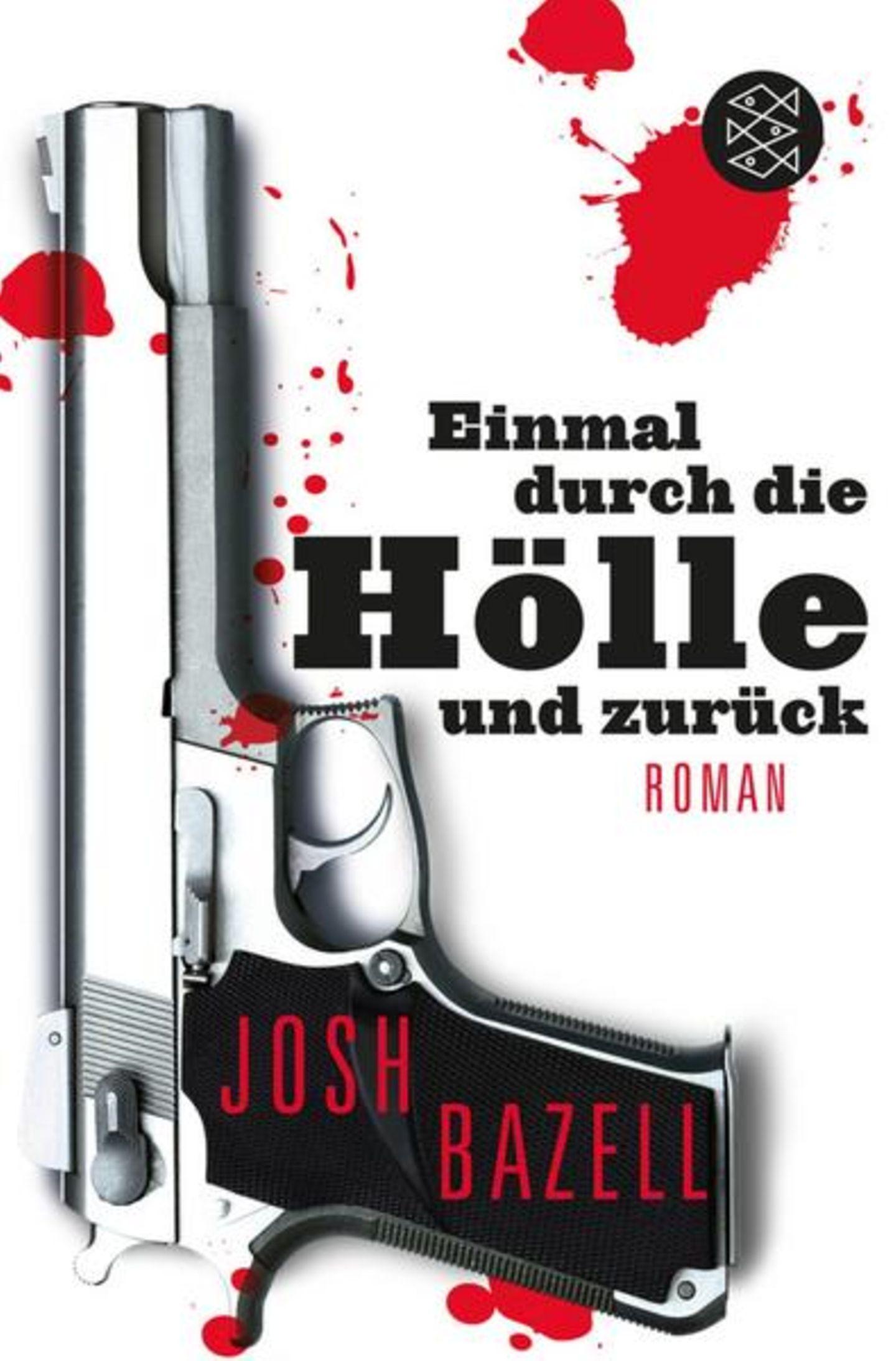 """Urlaubslektüre: """"Einmal durch die Hölle und zurück"""" von Josh Bazell"""