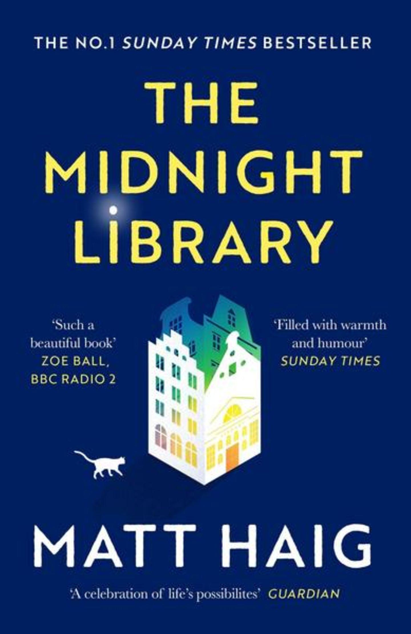 """Urlaubslektüre: """"The Midnight Library"""" von Matt Haig"""