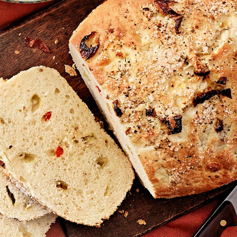 Pane al Peperoncini