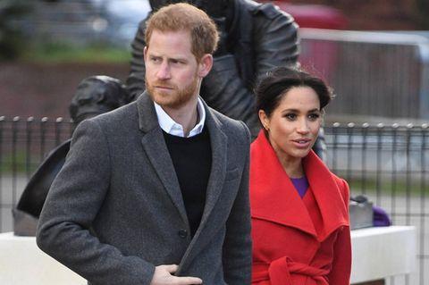 Prinz Harry + Herzogin Meghan: Große Karrierepläne – doch jetzt gibt es Probleme: Prinz Harry und Herzogin Meghan
