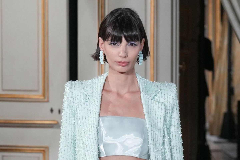 Giorgio Armani Prive Couture Haute Couture Fall/Winter 2021/2022