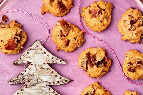 Bacon-Ahornsirup-Cookies