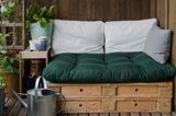 Upcycling-Ideen für Möbel: Sofa aus Paletten