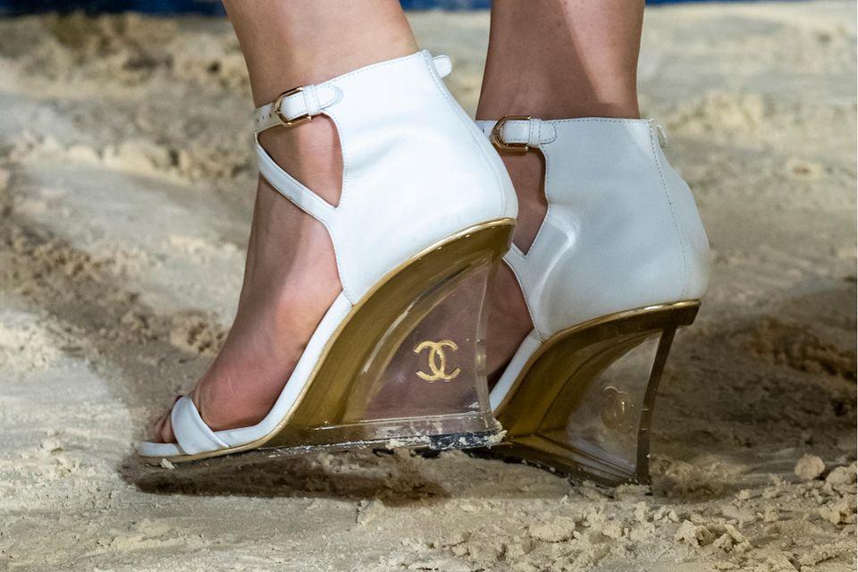 Wedges von Chanel