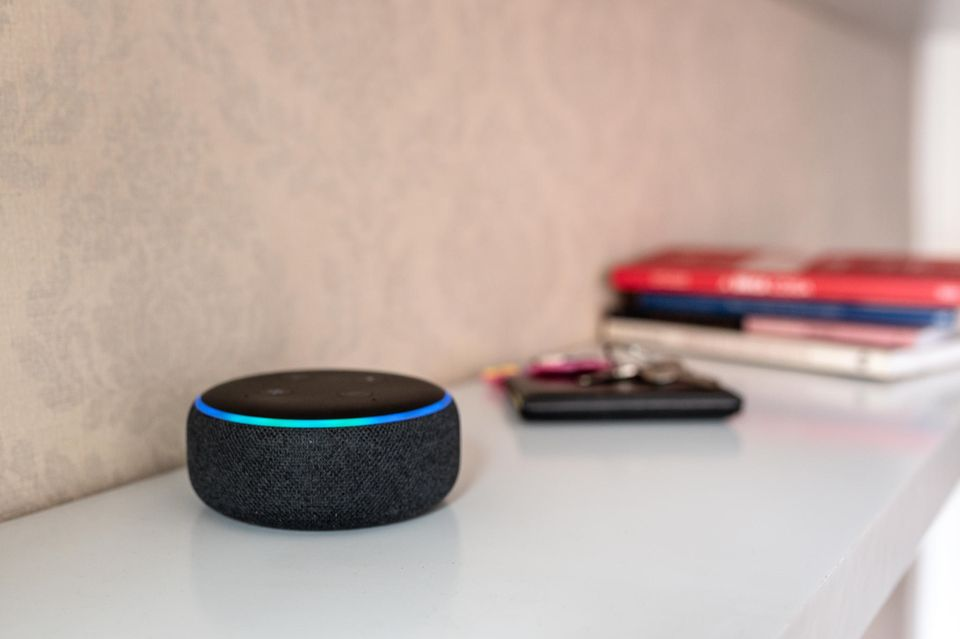 Echo-Dot-Problem: Amazon Echo Dot