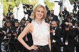 Eva Herzigova in Cannes