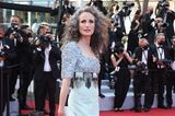 Andie MacDowell in Cannes