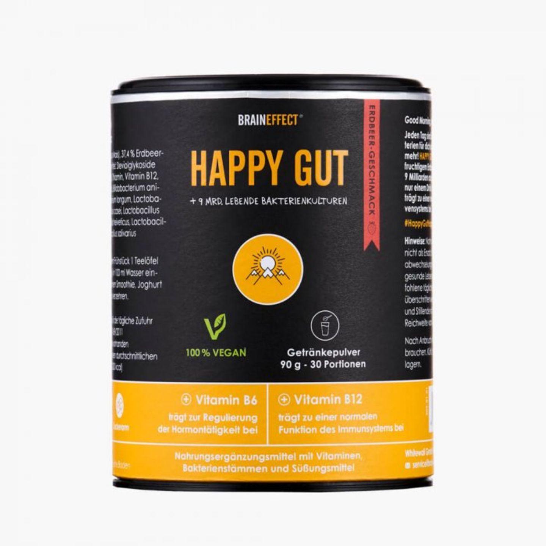 Produktfoto der Happy Gut Darmbakterien