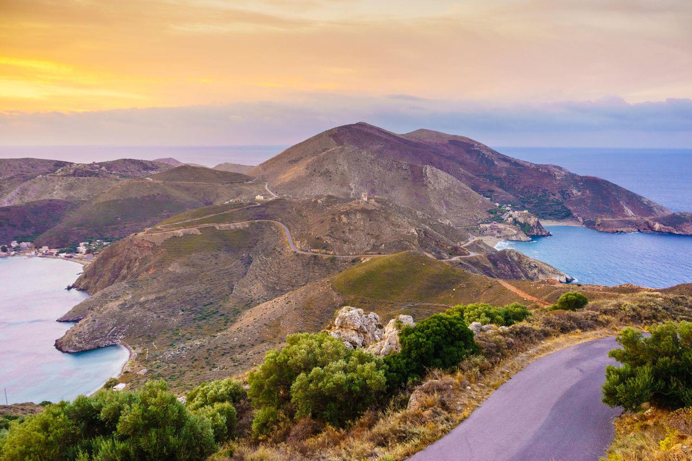 Küstenstraßen in Europa: Auf dem Peloponnes zum Kap Tenaro