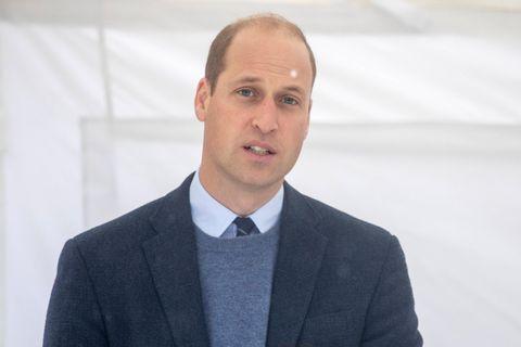 Prinz William: Für sein Rassismus-Statement gibt es nicht nur Lob: Prinz William