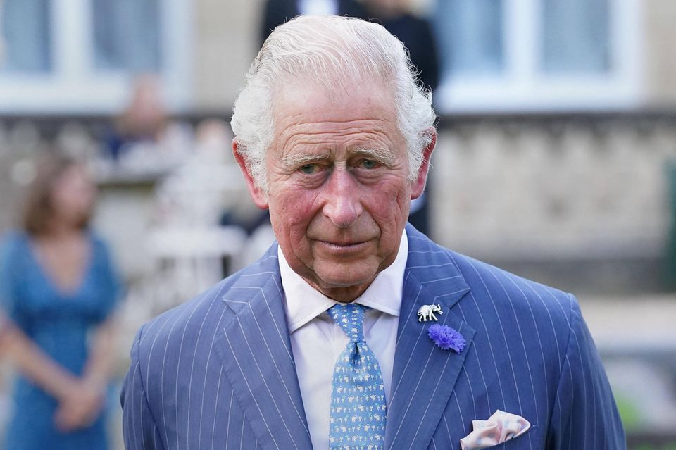 Prinz Charles: Wird er seinem Bruder Prinz Edward einen Adelstitel verwehren?: Prinz Charles