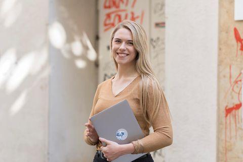 BRIGITTE Job-Symposium: Julia Heidinger
