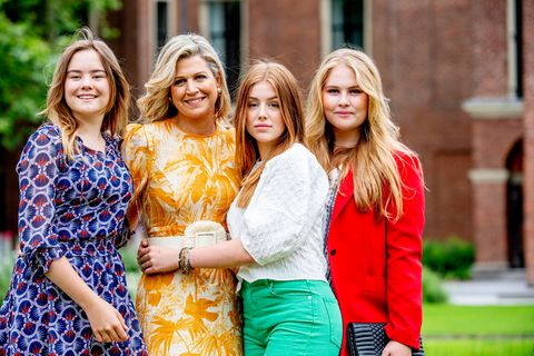Traditionelles Sommer-Fotoshooting in Den Haag