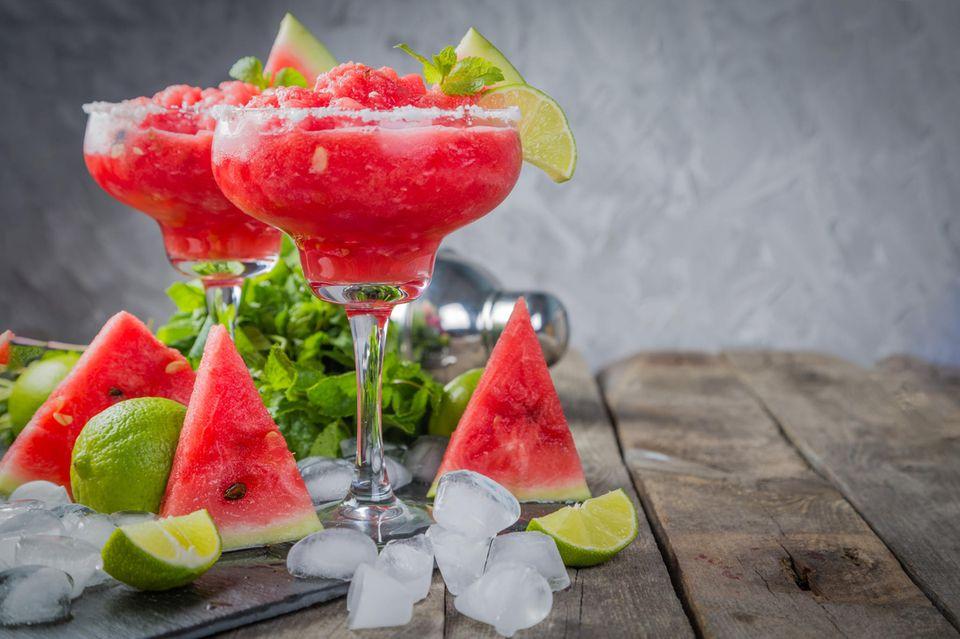 Wassermelonen-Margarita