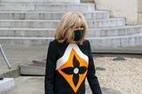 Brigitte Macron liebt Louis Vuitton.