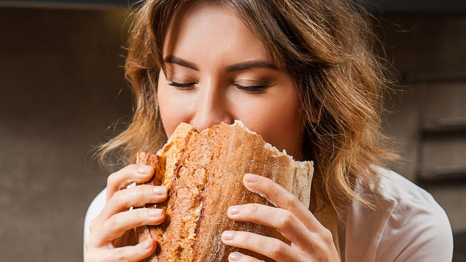 Rezept für lecker duftendes Brot aus nur 3 Zutaten