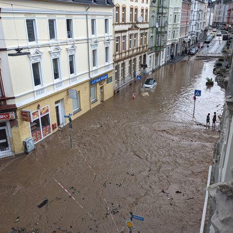 Hochwasserkatastrophe - ein Erfahrungsbericht