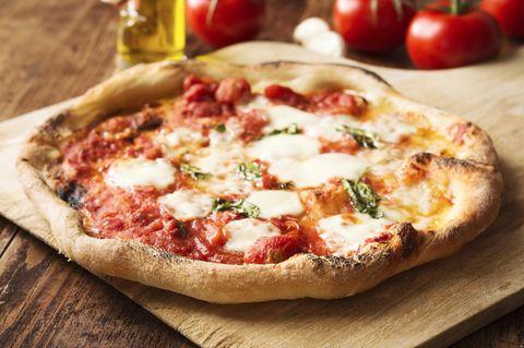 5 Zutaten für die perfekte Pizza
