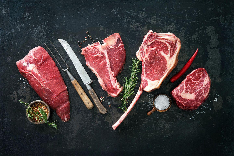 Steak würzen - Steaks und Würzmittel