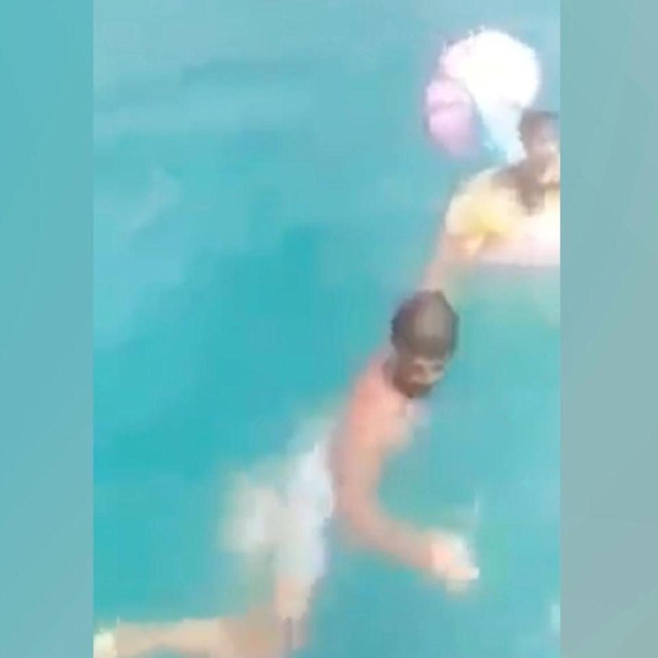 1-Jährige im Mittelmeer abgetrieben