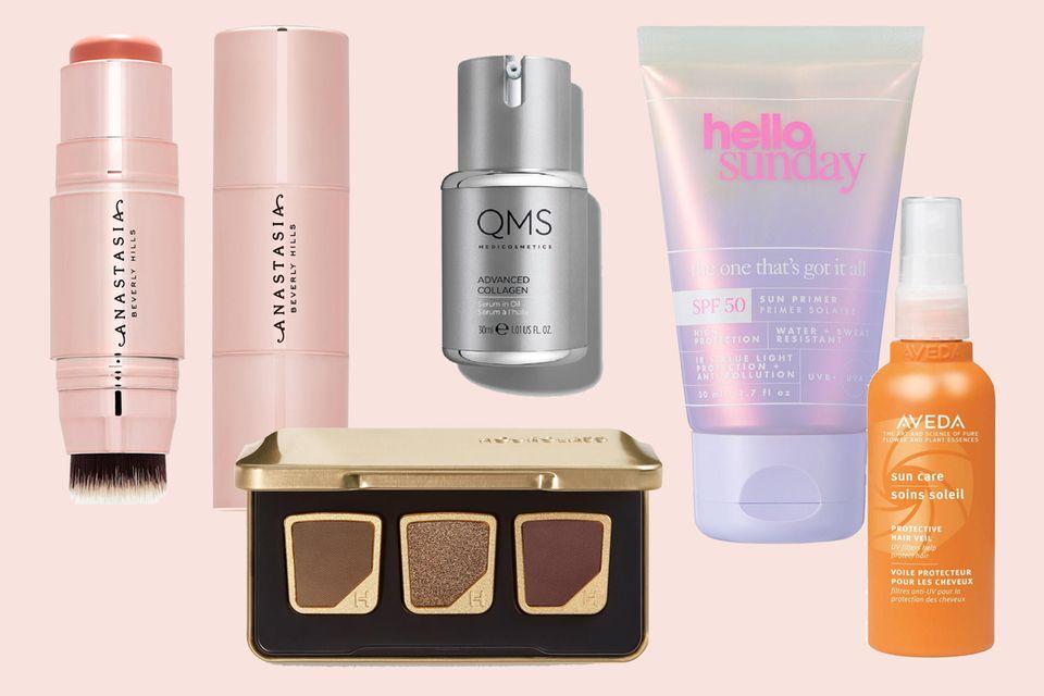 Beauty-Redakteurinnen verraten: Diese Produkte nehmen wir mit in den Urlaub – ihr auch?