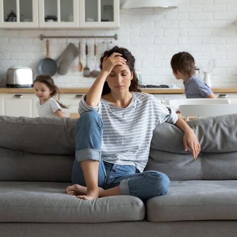 Alles zu viel?: 5 Tipps, um dem Eltern-Burnout zu entrinnen