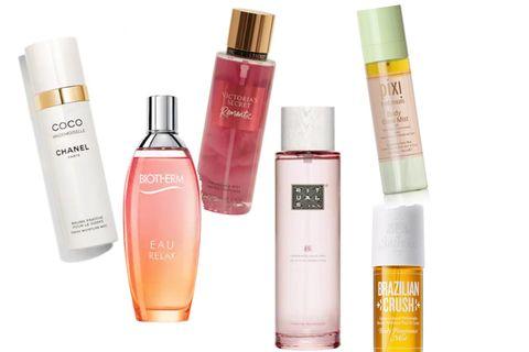 Beauty-Wunderwaffe: Diese 10 Körpersprays sind im Sommer die ideale Alternative zu Parfum