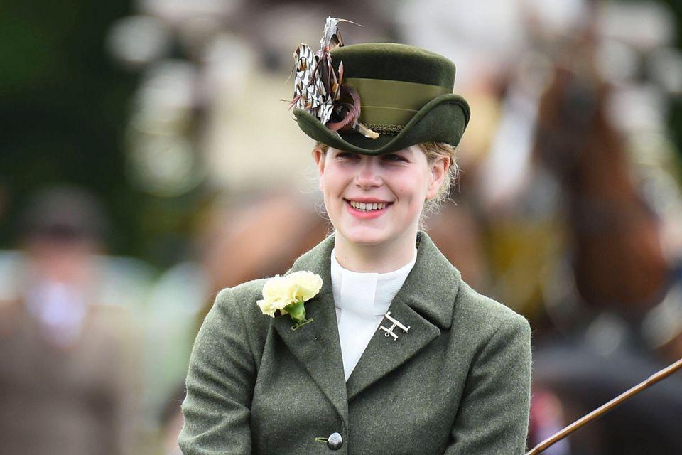 Lady Louise: Nach Herzogs-Streit mit Prinz Charles: Trägt Edwards Tochter bald einen anderen Titel?: Lady Louise