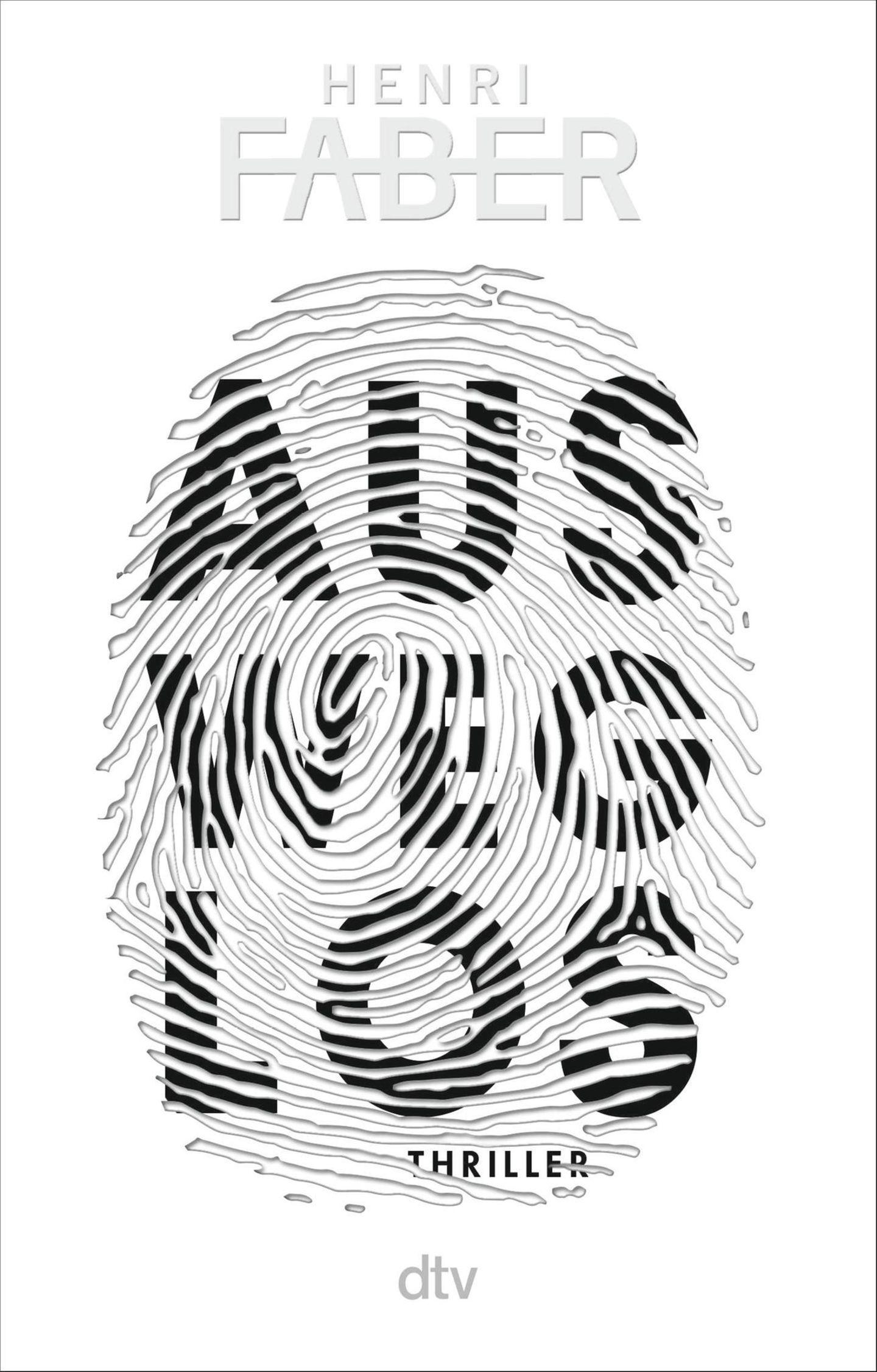Ausweglos von Henri Faber – Cover