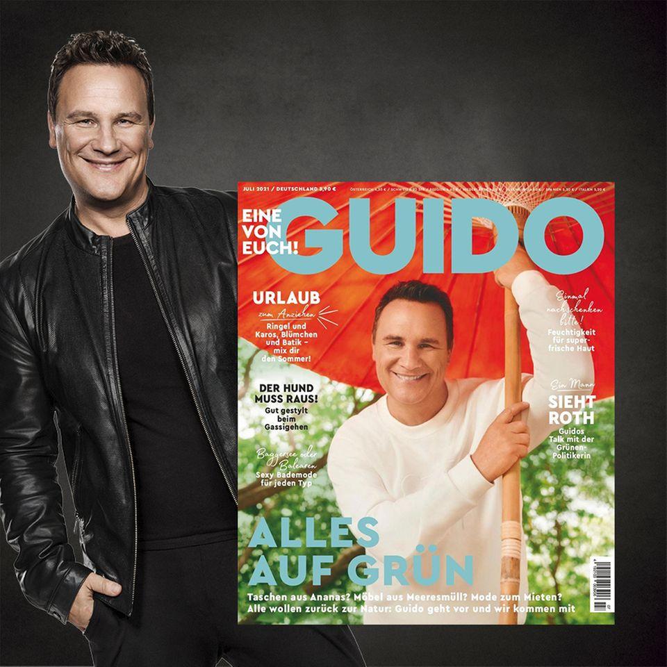 Mehr Guido - und der Blick ins aktuelle Heft zum Blättern