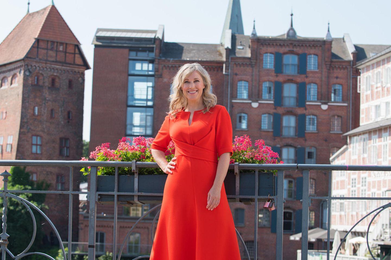 """""""Rote Rosen"""":Nicole Ernst ist die Hauptdarstellerin der 19. Staffel."""