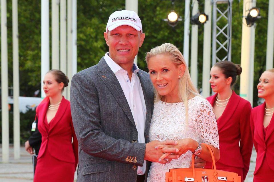 Promi-Trennungen 2021: Axel Schulz und Frau Patricia