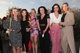 Frauen100: Annika Lau, Mandy Capristo, Dorothea Metasch, Ministerin Dorothee Bär, Magdalena Rogl, Sarah Brandner