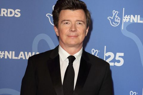 """Mit """"Never Gonna Give You Up"""" feierte Rick Astley große Charterfolge."""