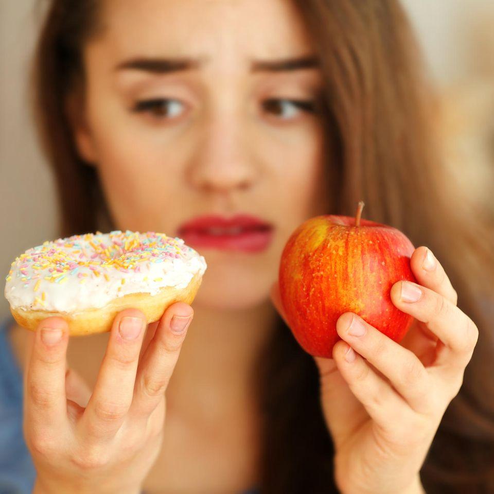Diät-Fehler