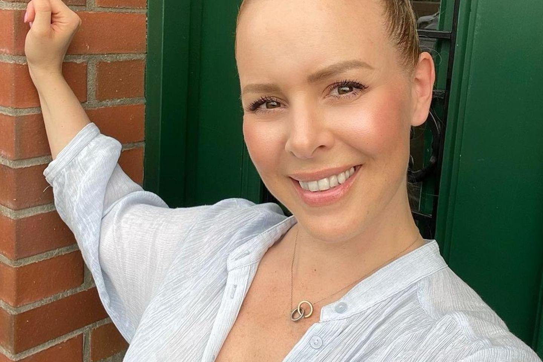 Isabel Edvardsson: Ehrliches Body-Update nach der Geburt