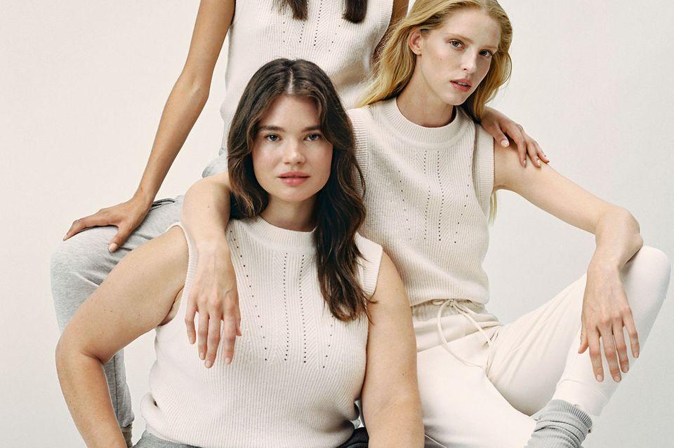 Starkes Zeichen : Modekette Mango erweitert ihr Größenangebot
