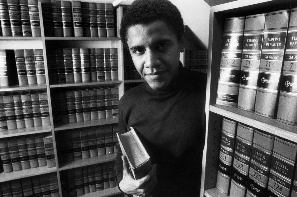 Star-Geburtstage: Barack Obama
