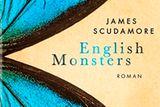 """Buchtipps der Redaktion: Buchcover """"English Monsters"""""""