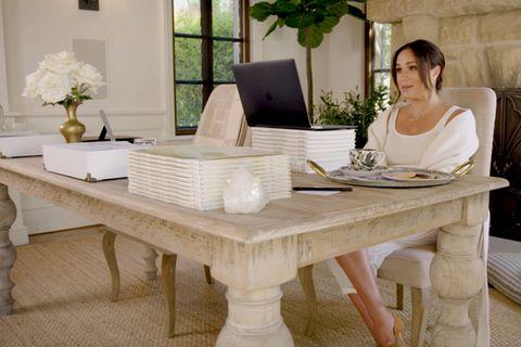 Herzogin Meghan schickt an ihrem 40. Geburtstag eine Videobotschaft