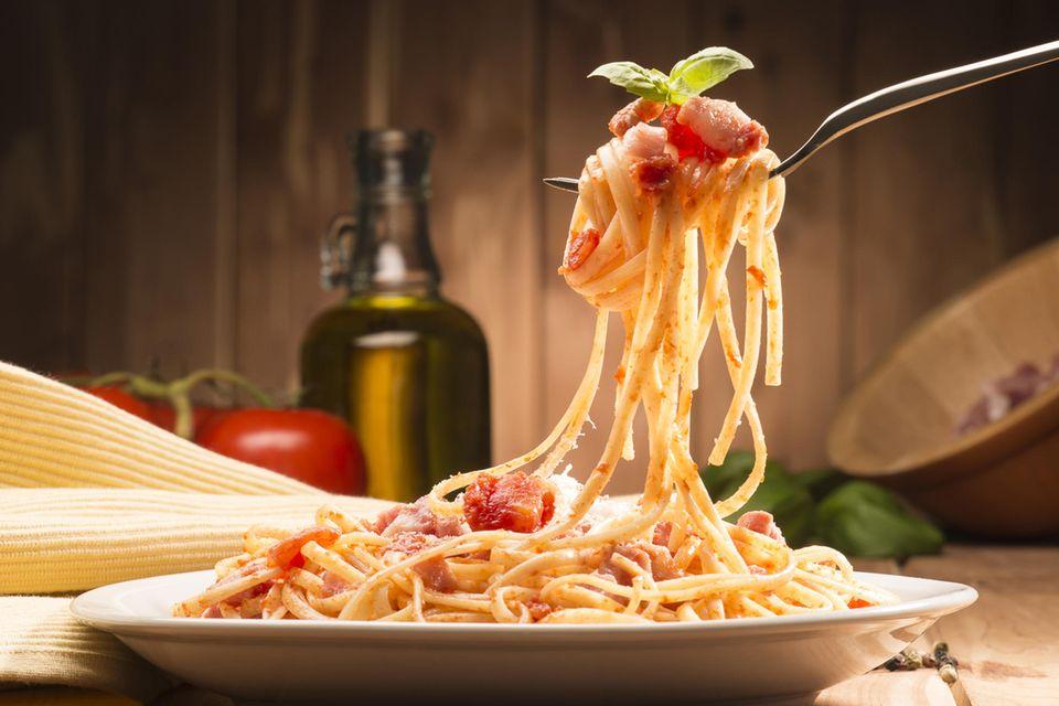 Spaghetti-Ökotest