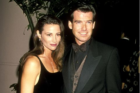 Promi-Paare: Pierce Brosnan und Keely Shaye-Smith