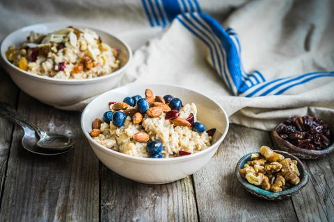 Ernährung: Diese 5 Dinge passieren, wenn du täglich Haferflocken isst