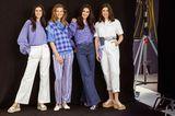 Promis im Umstyling: Neuer Look gewünscht! Jasmin, Susanne, Sabrina, Linda