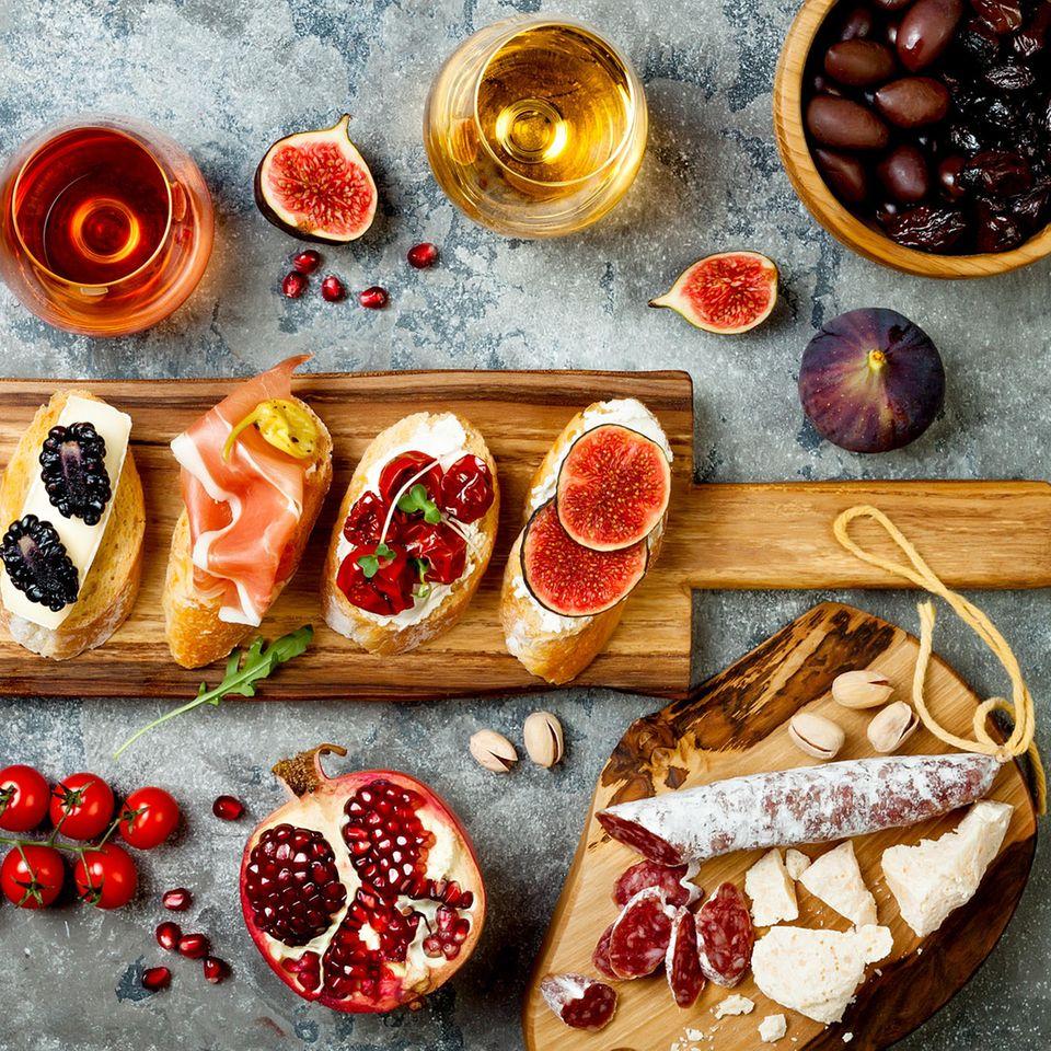 Trattoria-Feeling: Die besten Rezepte der italienischen Küche