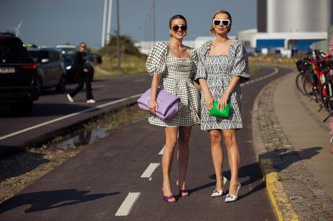 Scandi Girls beweisen bei der Copenhagen Fashion Week einmal mehr Trendgespür