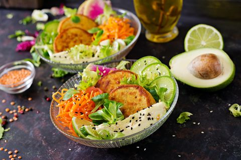 Okinawa-Diät: Gesunde Lebensmittel