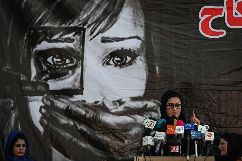 Afghanistan: Die Situation der Frauen ist desolat